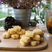 Baked – Salted Egg Cookies 7