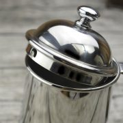 650ml Stainless Steel Fine Mouth Coffee Hand Pot (Silver)_2