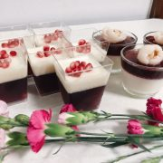 Pomegranate Jelly 1